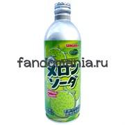 Лимонад SANGARIA дыня в бутылке