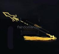 """Брелок-меч """"Genshin Impact"""""""