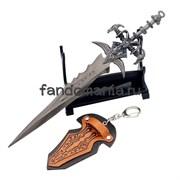 """Брелок-меч """"World of Warcraft"""""""