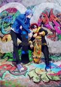 """Постер """"Скейт: Бесконечность"""""""