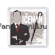 "Магнит ""Iceman"" (Шерлок)"