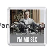 "Магнит ""Mr sex"" (Шерлок)"