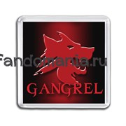 """Магнит """"Gangrel"""" (Вампиры: Маскарад)"""