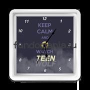 """Часы """"Teen Wolf"""" (Волчонок)"""