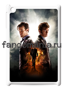 "Чехол для iPad ""Два Доктора"" (Доктор Кто)"
