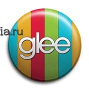 "Значок ""Glee"""