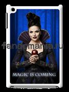 """Чехол для iPad  """"Злая королева. Magic is coming"""" (Однажды в сказке)"""