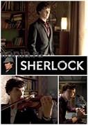 "Постер ""Шерлок"""