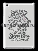 """Чехол для iPad """"Soft Kitty"""" (Теория Большого Взрыва)"""