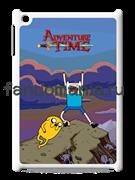 """Чехол для iPad """"Финн и Джейк"""" (Время приключений)"""