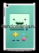 """Чехол для iPad """"БиМО"""" (Время приключений)"""