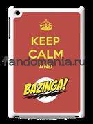 "Чехол для iPad ""Bazinga"" (Теория большого взрыва)"