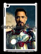 """Чехол для iPad """"Тони Старк"""" (Железный  человек)"""