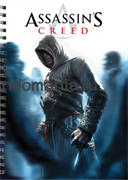 "Блокнот ""Assassin`s Creed"""