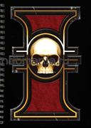 """Блокнот """"Вархаммер 40000"""" (Warhammer 40K)"""