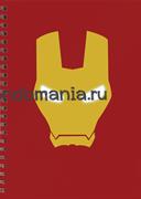 """Блокнот """"Железный человек"""" Marvel"""