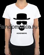 """Футболка """"Heisenberg"""" (Во все тяжкие)"""