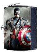 """Кошелек """"Капитан Америка"""""""