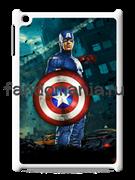 """Чехол для iPad """"Капитан Америка"""""""