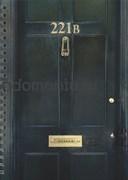 """Блокнот """"221 B"""" (Шерлок)"""