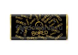 "Шоколадная плитка ""Bored"" (Шерлок BBC)"