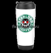 "Термостакан ""Starlord coffee"" (Стражи галактики)"
