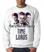 "Свитшот ""Time Lords"" (Доктор Кто)"