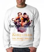 """Свитшот """"Kingsman; Секретная служба"""""""