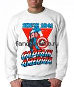 """Свитшот  """"Капитан Америка. 1941"""""""