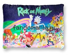 """Подушка """"Рик и Морти"""""""