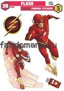Набор стикеров Flash