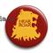 """Значок """"Герб Ланнистеров"""" (Игра престолов) - фото 3983"""