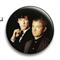 """Значок """"Шерлок и Джон"""" - фото 4018"""