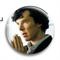 "Значок ""Шерлок Холмс"" - фото 4030"