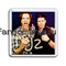 "Магнит ""Дженсен Эклз и Джаред Падалеки"" (Сверхъестественное) - фото 5171"