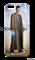 """Чехол для мобильного телефона """"Десятый Доктор"""" (Доктор Кто) - фото 5203"""