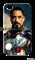 """Чехол для мобильного телефона """"Тони  Старк"""" (Железный человек) - фото 5860"""