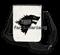 """Сумка с клапаном """"Герб Старков"""" (Игра престолов) - фото 5955"""
