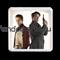 """Магнит """"Джек Харкнесс и Джон Харт"""" (Торчвуд) - фото 6023"""