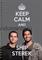 """Блокнот """"Keep calm..."""" (Волчонок) - фото 6057"""