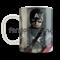 "Кружка ""Стив Роджерс и Джеймс ""Баки"" Барнс (Капитан Америка. Зимний солдат) - фото 6304"