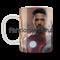 "Кружка ""Стив Роджерс и Тони Старк"" (Мстители) - фото 6308"