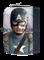 "Кошелек ""Стив Роджерс"" (Капитан Америка) - фото 6318"