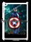 "Чехол для iPad ""Капитан Америка"" - фото 6329"